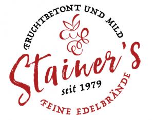 Stainer's Edelbrände Logo